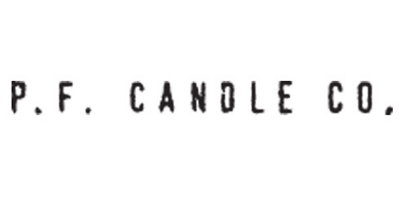 P.F. CANDLE CO. Logo
