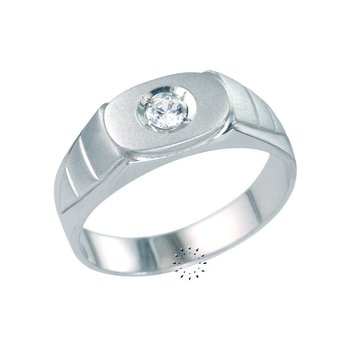 Ring 14ct Whitegold