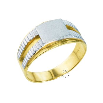 Ring 14ct Yellow gold and