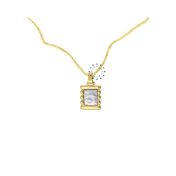 Sign of the Zodiac 14ct Gold