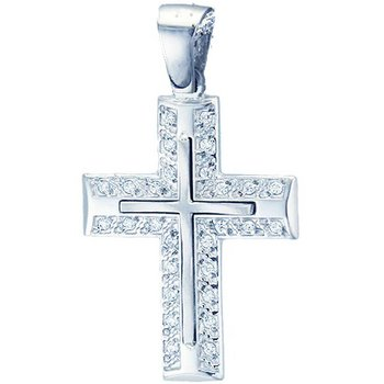 Cross 9ct Whitegold with