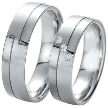 Wedding rings from 14ct