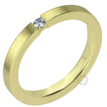 Wedding ring in 14ct Gold