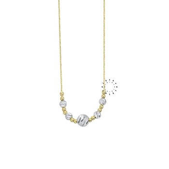 Necklace 14ct Gold and