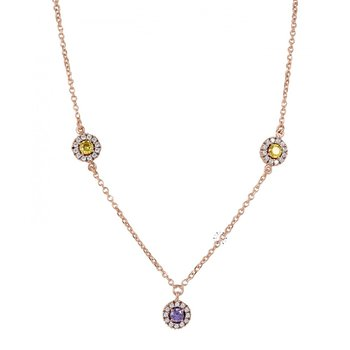 Necklace 14ct Rose Gold