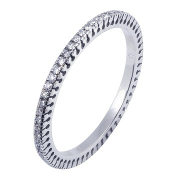 Eternity Ring 18ct White Gold