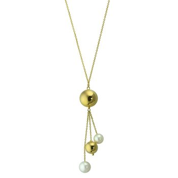Pendant 14ct Gold with Pearl