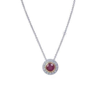 Necklace 18ct with Diamond