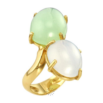 Ring 18ct Yellow gold with