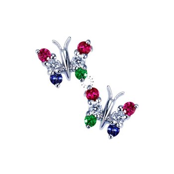 Earrings 18ct with