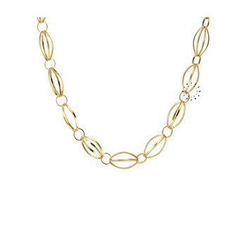 Necklace 14ct Gold by FaCaDoro