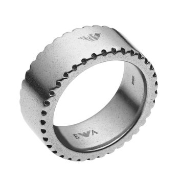 Stainless Steel Ring by