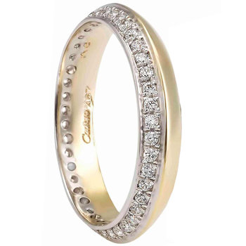 Wedding ring 14ctGold With