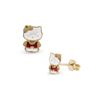 Earrings 14ct Gold SAVVIDIS