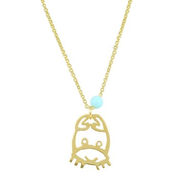 Necklace 14ct Gold Zodiac