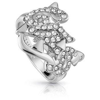 GUESS Ring With Zircon