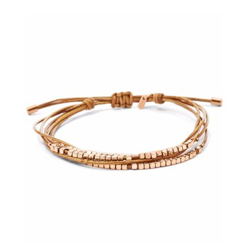 Leather Bracelet by FOSSIL