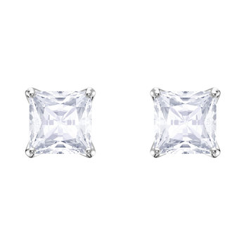 SWAROVSKI White Attract Stud