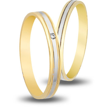 Wedding Rings in 9ct Yellow