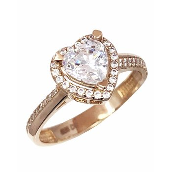 Ring The Love Collection 14ct
