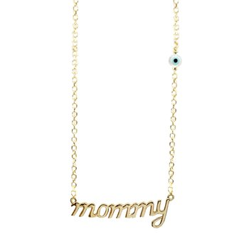 Necklace mommy 14K Gold
