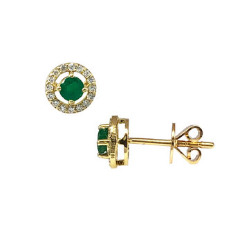 Earrings 18ct Gold SAVVIDIS