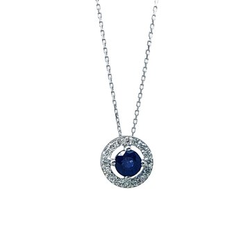 Necklace 18ct White Gold