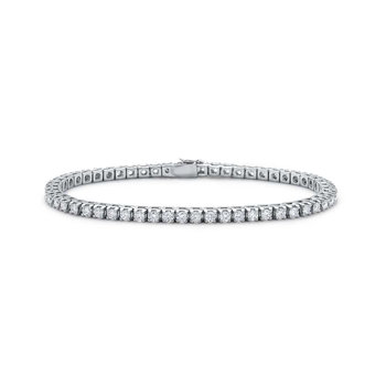 Bracelet 18ct White Gold with