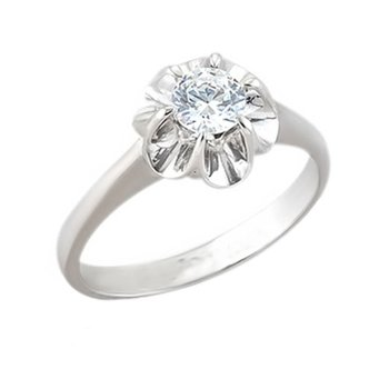 Ring 18ct Whitegold with