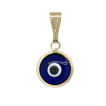 Pendant Eye 14K Gold SAVVIDIS