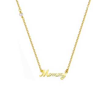 Necklace SAVVIDIS 14ct Gold