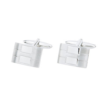 GLORIA HOPE Metal Cufflinks