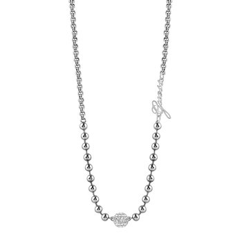 Necklace with Zircon by GUESS