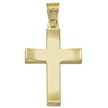 Cross 18ct Gold by TRIANTOS