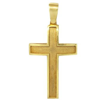 Cross 14K Gold SAVVIDIS