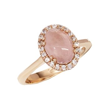 Ring made of 14ct Rose Gold