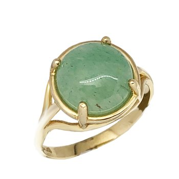 Ring made of 14ct Gold with