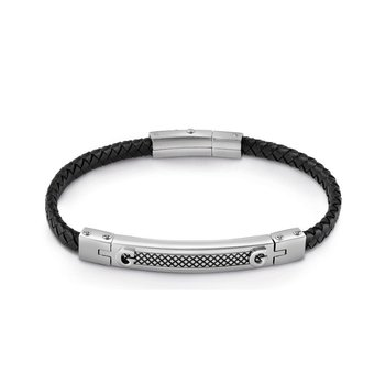 GUESS Leather Bracelet with