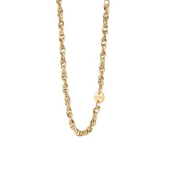 GUESS necklace with oval