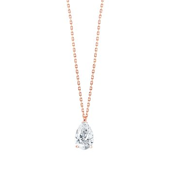 Necklace Petra 14ct Rose Gold