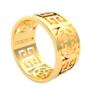 GUESS Ring With Logo (Νο 54)