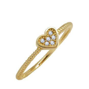 Ring The Love Collection 14K