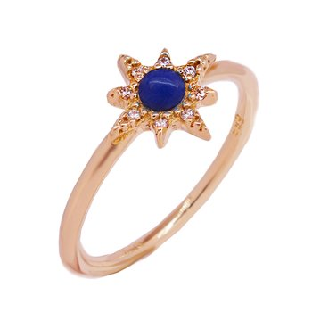 Ring 14K Rose Gold with