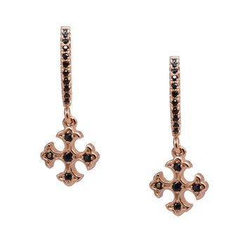 Earrings Silver 925 with