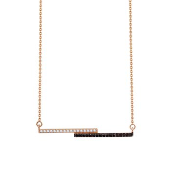 Necklace 14K Rose Gold with
