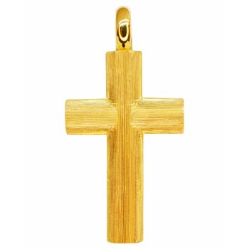 Cross 18K gold SAVVIDIS