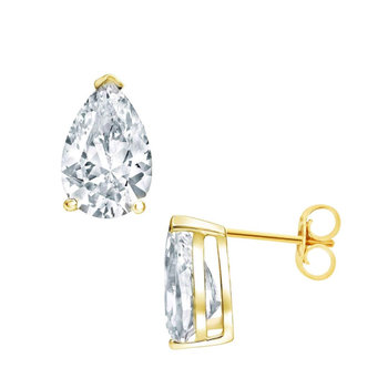 Earrings Petra 14ct Gold with