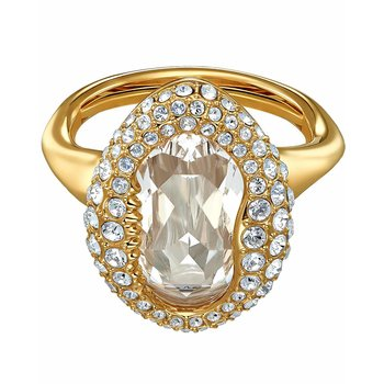 SWAROVSKI White Shell Ring