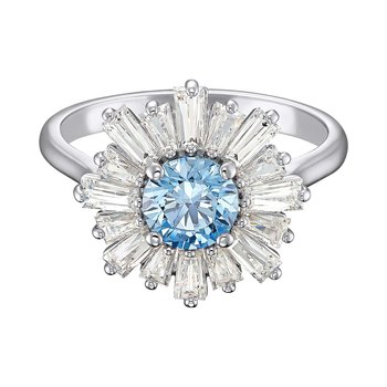 SWAROVSKI Blue Sunshine Ring