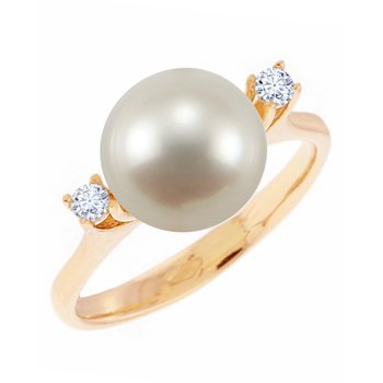 Ring 14ct Rose Gold with